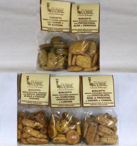 Biscotti Artigianali Senza Zucchero, Luvirie Romagna