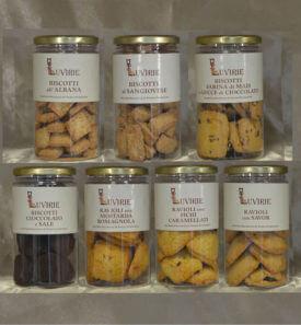 Biscotti Artigianali Tipici Romagnoli, Luvirie