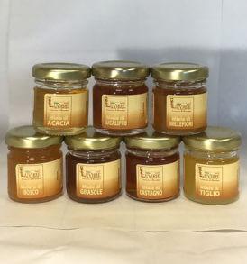 Miele Bomboniere Degustazione, Luvirie Romagna