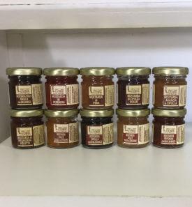 Mostarde Bomboniera Degustazione, Luvirie Romagna
