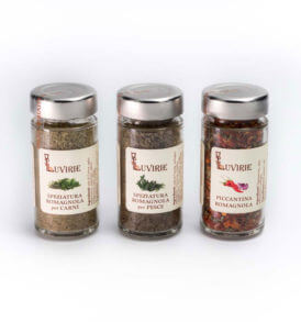 Erbe aromatiche in cucina, Luvirie Romagna
