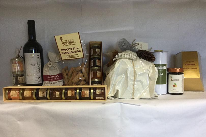 Idee Regalo Alimentari, Luvirie Romagna, Riccione