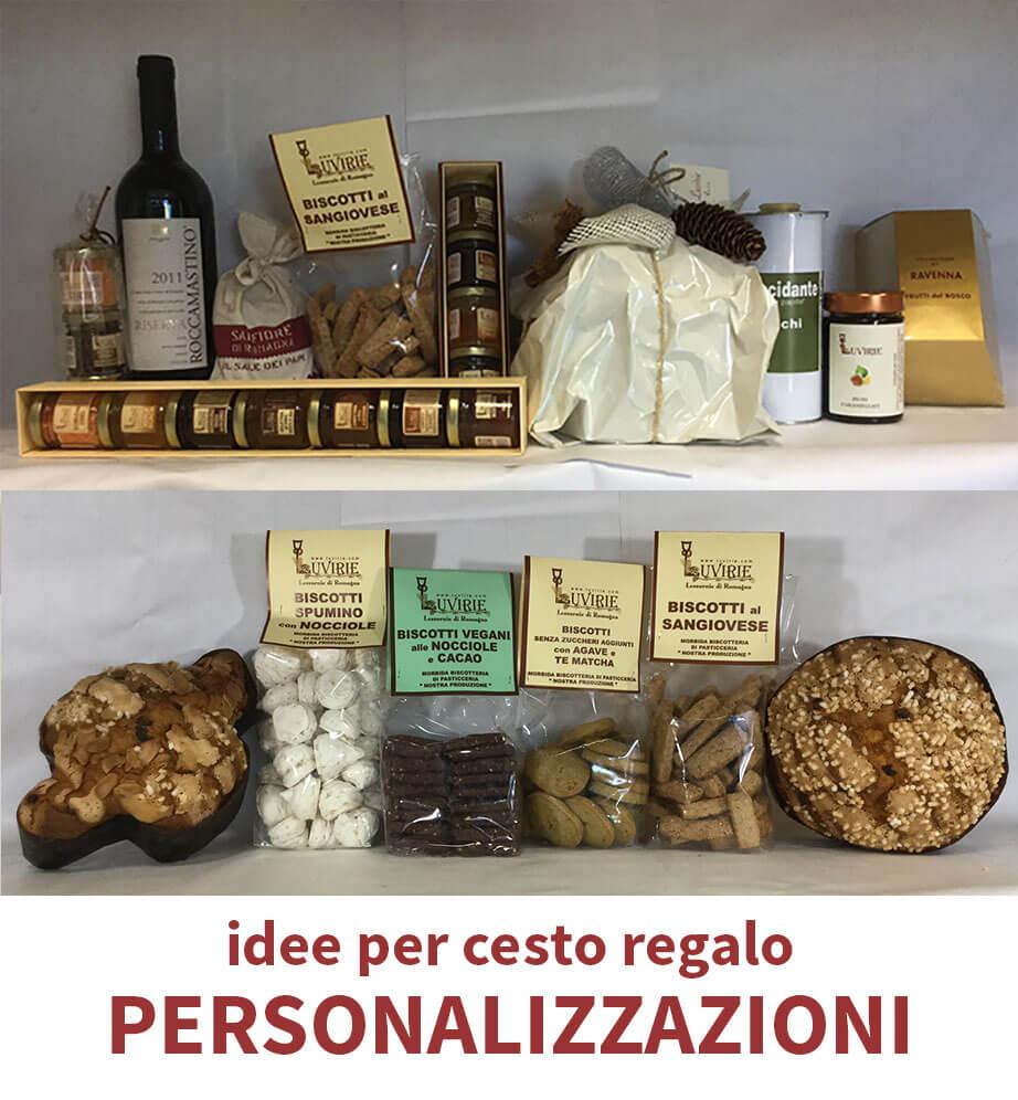 7ff27687c38991 Cesto Natalizio Alimentare, Gioie di Romagna., Luvirie; Idee Regalo  Alimentari, Luvirie Romagna