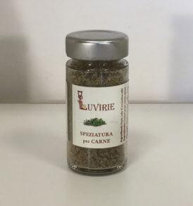 Aromi e Spezie per Carne, Luvirie Romagna