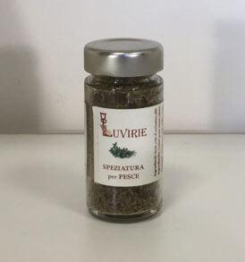 Aromi e Spezie per Pesce, Luvirie Romagna