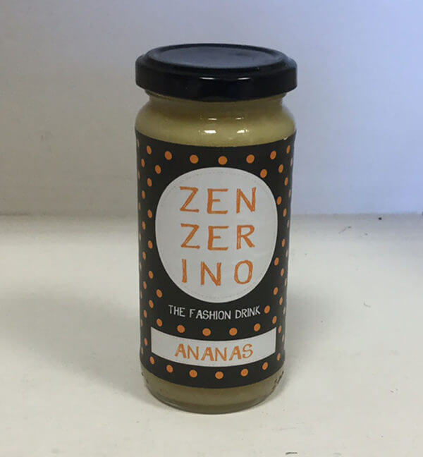 Bibita Zenzero e Ananas, Luvirie Romagna