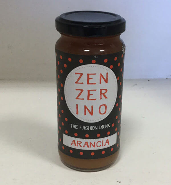 Bibita Zenzero e Arancia, Luvirie Romagna