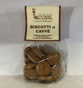 Biscotti Morbidi al Caffè, Luvirie Romagna