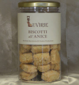 Biscotti Morbidi all'Anice, Luvirie Romagna