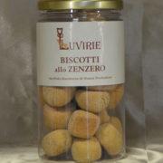 Biscotti Zenzero Fresco e Limone, Luvirie Romagna