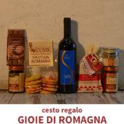 Cesto Natalizio Alimentare, Gioie di Romagna., Luvirie