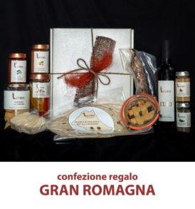 Cesto Regalo: Gran Romagna, Luvirie