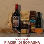 Cesto Regalo Natale, Piaceri di Romagna, Luvirie