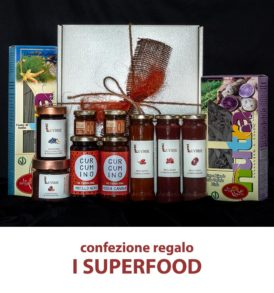 Cesto regalo: Superfood, Luvirie Romagna