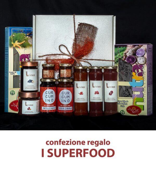Cesto regalo: Superfood, Luvirie Romagna