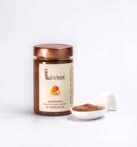 Composta di Albicocche senza zucchero, Luvirie Romagna