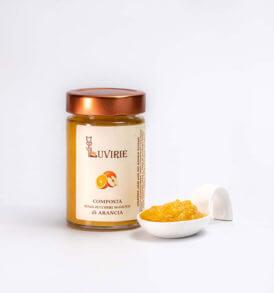 Composta di Arance senza zucchero, Luvirie Romagna