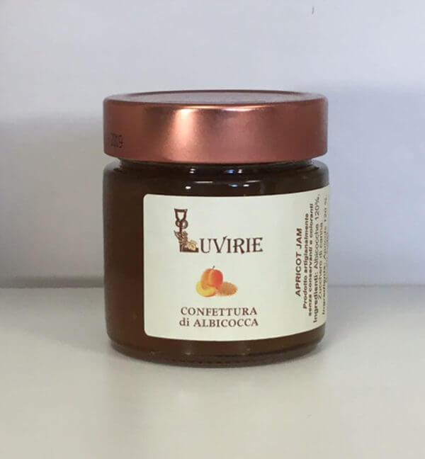 Confettura di Albicocche, Luvirie Romagna