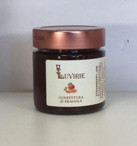 Confettura di Fragole, Luvirie Romagna