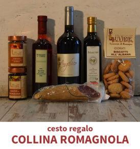 Confezione Natalizia Alimentare, Collina Romagnola, Luvirie