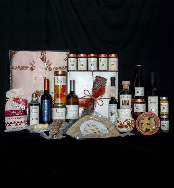 Confezione regalo: Magna Romagna, Luvirie