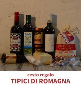 Confezione Regalo, Prodotti Tipici di Romagna, Luvirie