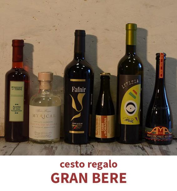 Confezione Regalo Vino, Gran Bere, Luvirie