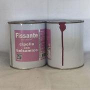 Fissante per Papille, Cipolle con Balsamico, Luvirie