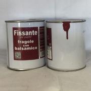 Fissante per Papille, Fragole con Balsamico, Luvirie