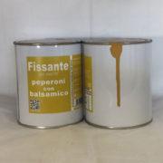 Fissante per Papille, Peperoni con Balsamico, Luvirie