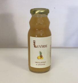 Frullato di Ananas, Succo Concentrato, Luvirie Romagna