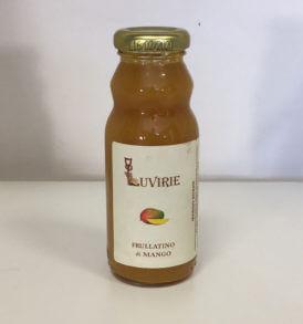 Frullato di Mango, Succo Concentrato, Luvirie Romagna