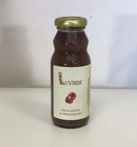 Frullato di Melograno, Succo Concentrato, Luvirie Romagna