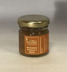 Marmellata Arance e Spezie, Luvirie Romagna