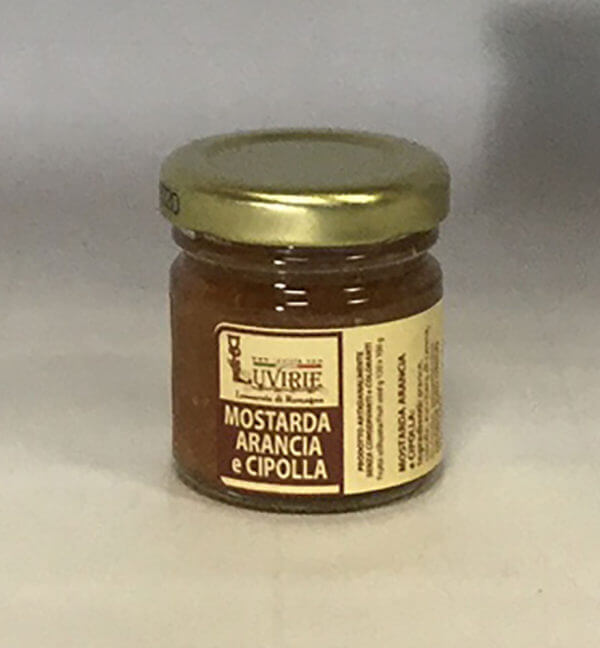 Mostarda Arance Cipolle, Luvirie Romagna
