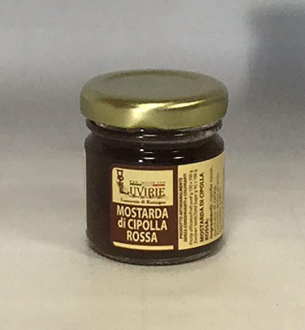 Mostarda di Cipolle Rosse, Luvirie Romagna