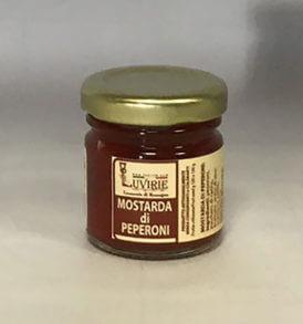 Mostarda di Peperoni, Luvirie Romagna