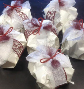Panettone di Natale Cioccolato e Amarena, Luvirie Romagna