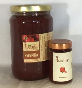 Peperina Composta di Peperoni, Luvirie Romagna