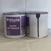 Pittura per Papille, Confettura di Frutti di Bosco, Luvirie