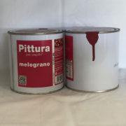 Pittura per Papille, Confettura di Melograno, Luvirie
