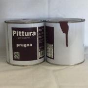 Pittura per Papille, Confettura di Prugne, Luvirie