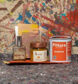 Pittura per Papille, Confetture di Frutta, Luvirie
