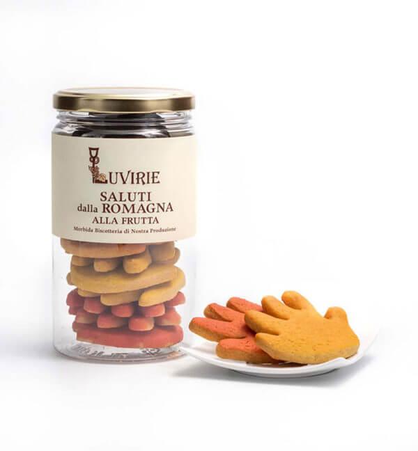 Saluti dalla Romagna, Biscotti Pasta Frolla, Luvirie