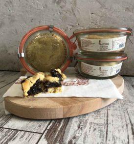 Tortina Rustica ai Fichi Caramellati, Luvirie Romagna