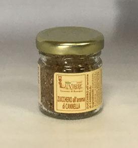 Zucchero Aromatizzato alla Cannella, Luvirie Romagna