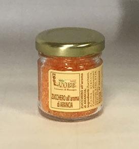 Zucchero Aromatizzato all'Arancia, Luvirie Romagna