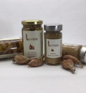 Prodotti Alimentari Scalogno, Luvirie Romagna