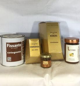 Prodotti Alimentari con Mele Cotogne, Luvirie Romagna